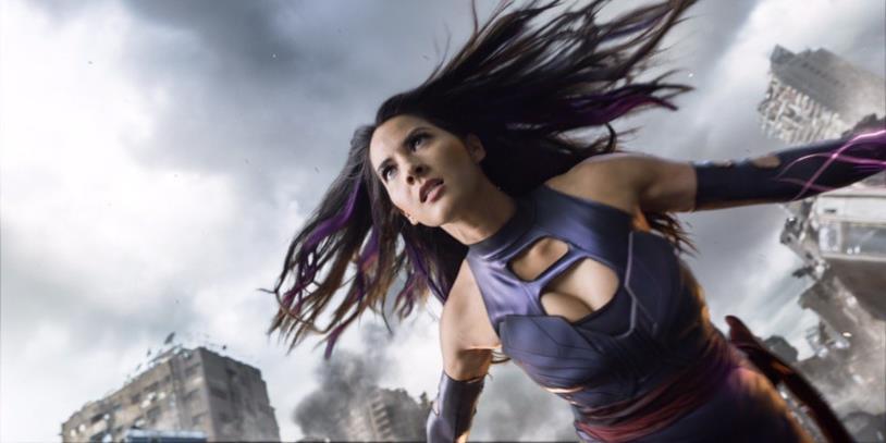 Olivia Munn in X-Men: Apocalisse
