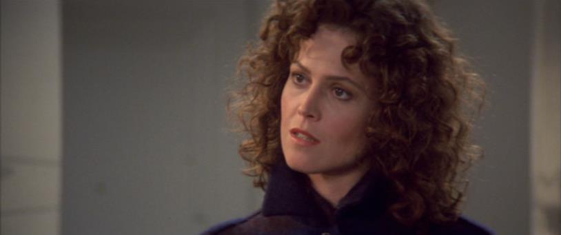 Sigourney Weaver nel Ghostbusters del 1984
