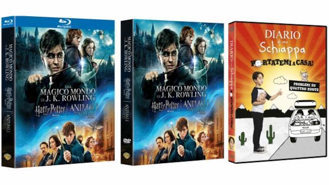 Le idee regalo Warner Bros. per un Natale in famiglia