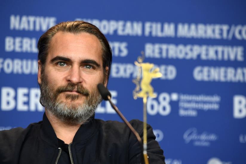 L'attore Joaquin Phoenix sarà Joker