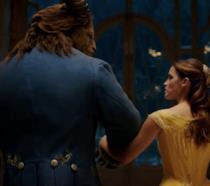 Una scena de La Bella e la Bestia
