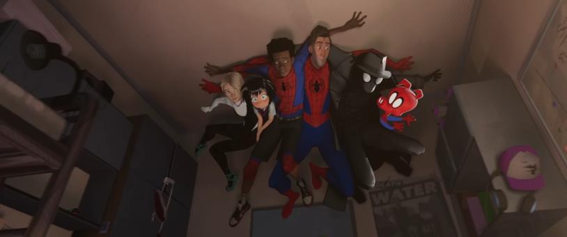 Spider-Man: Into the Spider-Verse, film incentrato sui vari Spider-Man