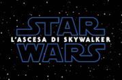 I protagonisti di Star Wars: L'Ascesa di Skywalker nel poster del film