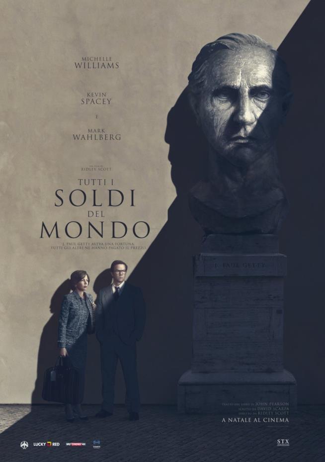 Tutti i Soldi del Mondo di Ridley Scott