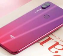 Immagine stampa del Redmi Note 7