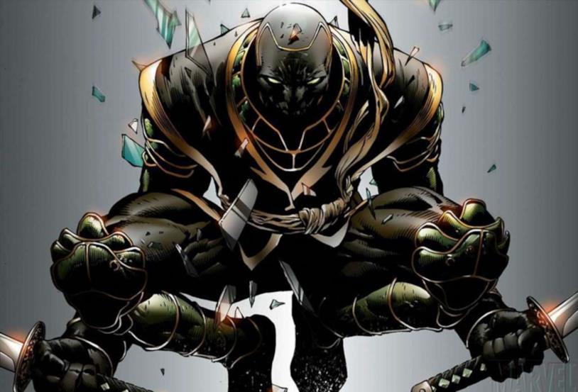 Ronin, alter ego di Clint Barton, nei fumetti Marvel