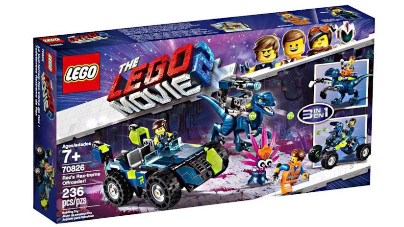 Box set LEGO per la linea The LEGO Movie 2