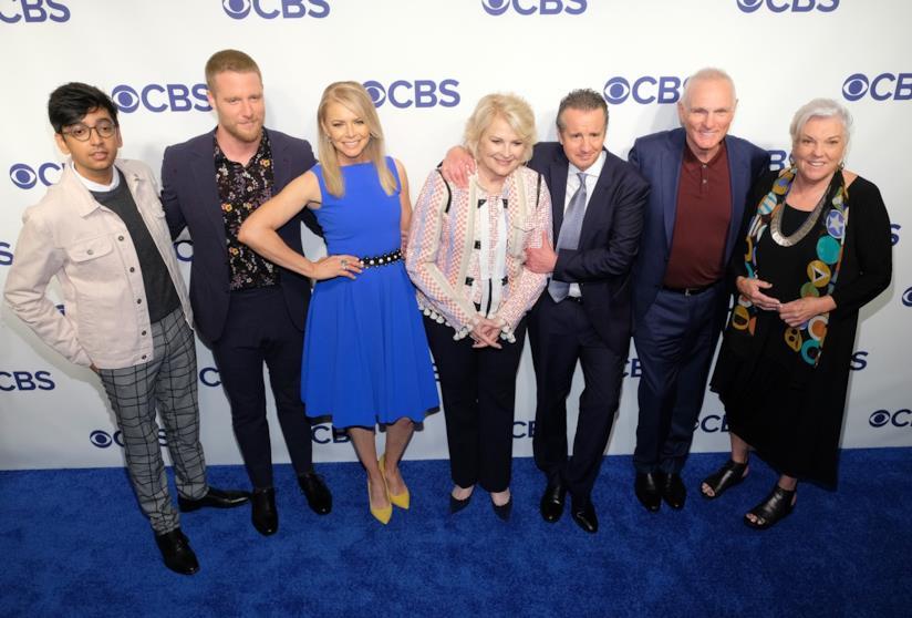 Upfront 2018: cast Murphy Brown