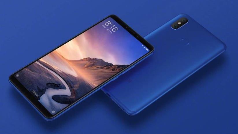Xiaomi Mi Max 3, fronte e retro del nuovo phablet Xiaomi