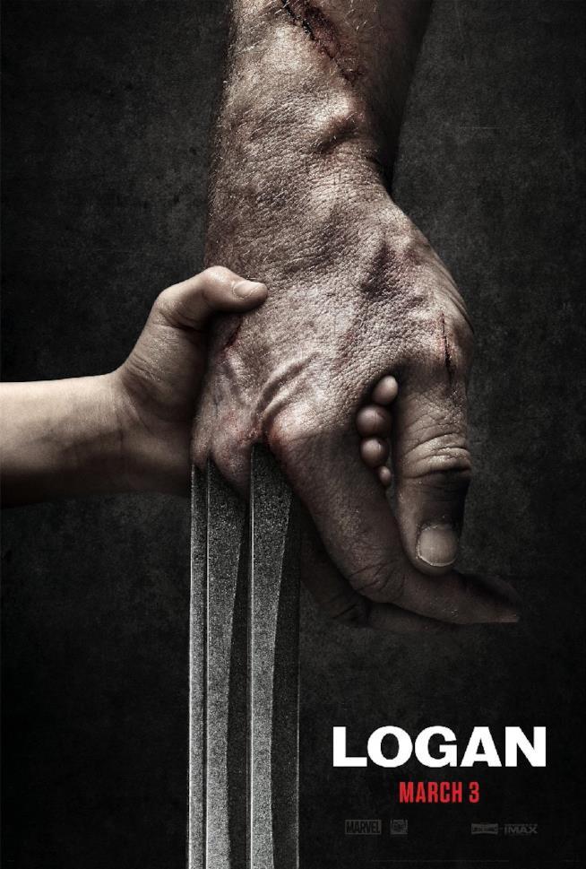 Poster del film Logan