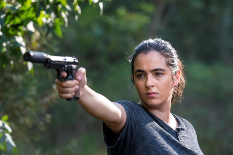 The Walking Dead: Tara
