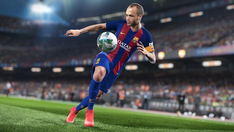 PES 2018 debutta oggi su PC, PlayStation e Xbox