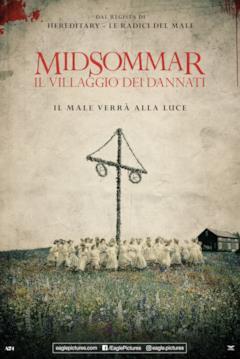Il poster italiano di Midsommar