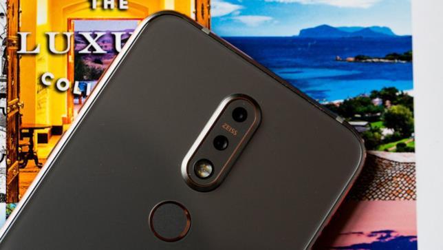 Il Nokia 7.1 presenta una doppia fotocamera posteriore