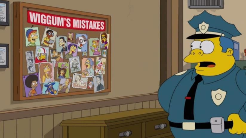 L'omaggio dei Simpson a Pancho Billa