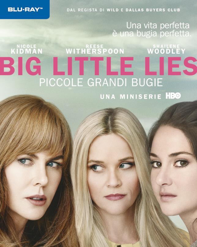 Il cofanetto Blu-Ray di Big Little Lies
