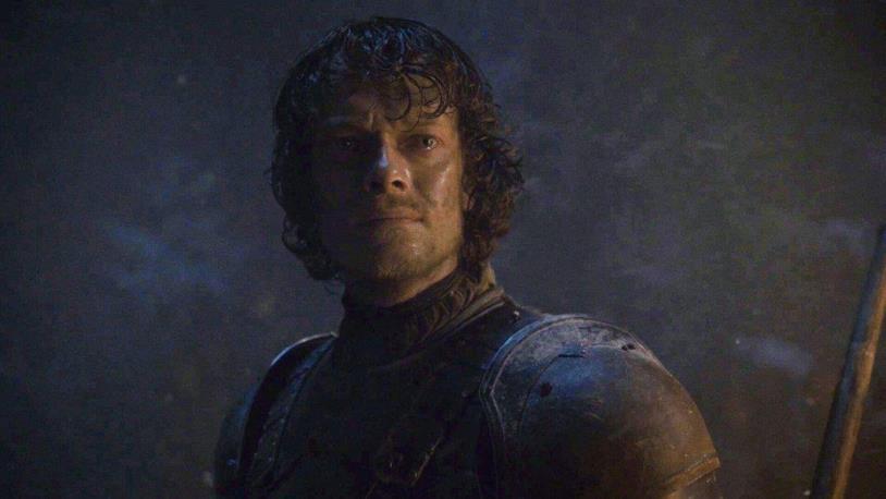 Alfie Allen in Game of Thrones 8x03