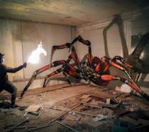 Uno street artist e le sue opere 3D mozzafiato in piena città