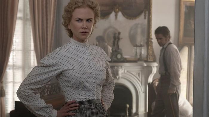 Nicole Kidman in L'Inganno di Sofia Coppola