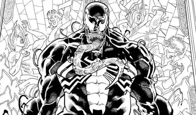Sarà questo il look di Venom?