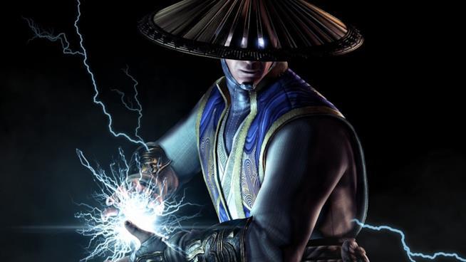 Raiden di Mortal Kombat si unisce al cast di Injustice 2