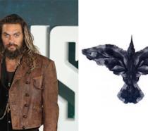 Jason Momoa sarà il corvo nel remake