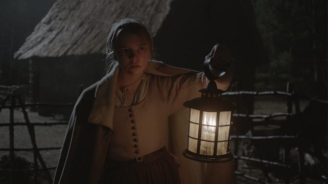 Scena del film The Witch