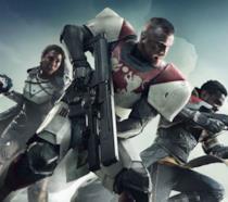Stregone, Titano e Cacciatore sula cover ufficiale di Destiny