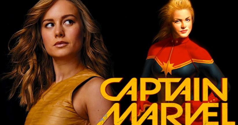 Brie Larson sarà Captain Marvel nel prossimo film dei Marvel Studios