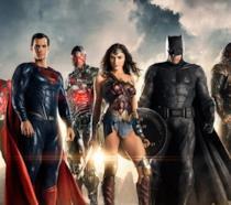 La Justice League del nuovo cine-comic di Zack Snyder