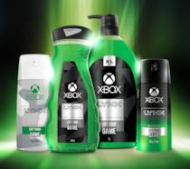 Immagine stampa della linea di prodotti Xbox Lynx