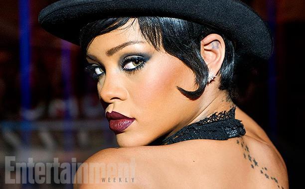 Rihanna nel film Valerian e la città dei mille pianeti