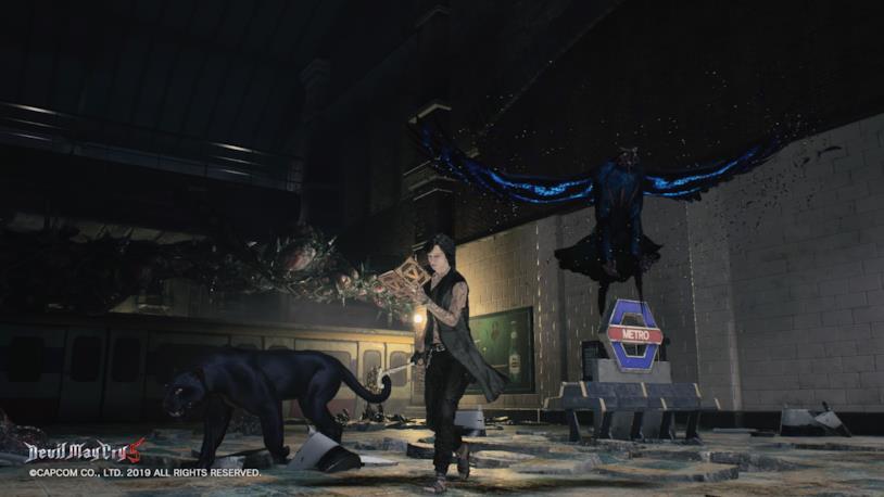 Nero Shadow and Griffon