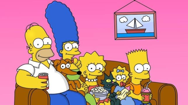 La serie animata I Simpson viene trasmessa in Italia dal 1991