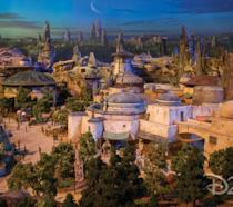 Galleria per Star Wars Land