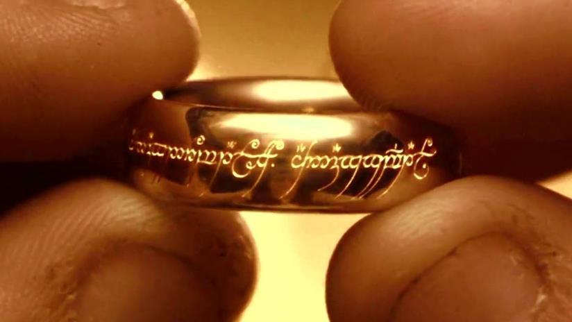 L'anello del potere di Frodo