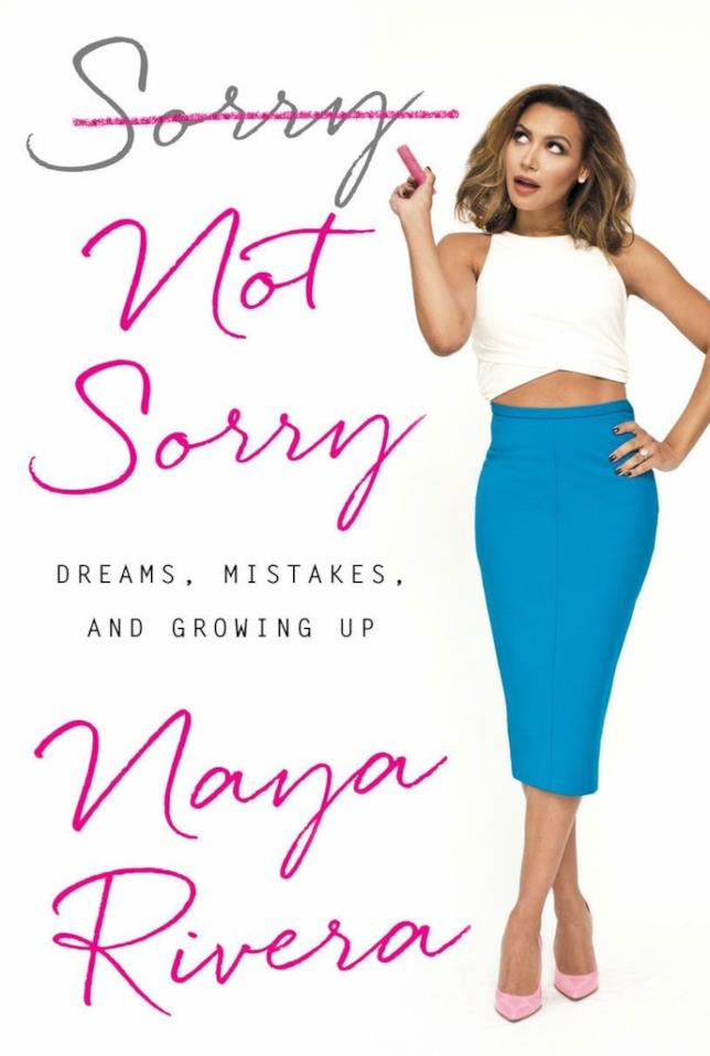 La cover del libro Sorry Not Sorry: Dream, Mistakes and Growing Up