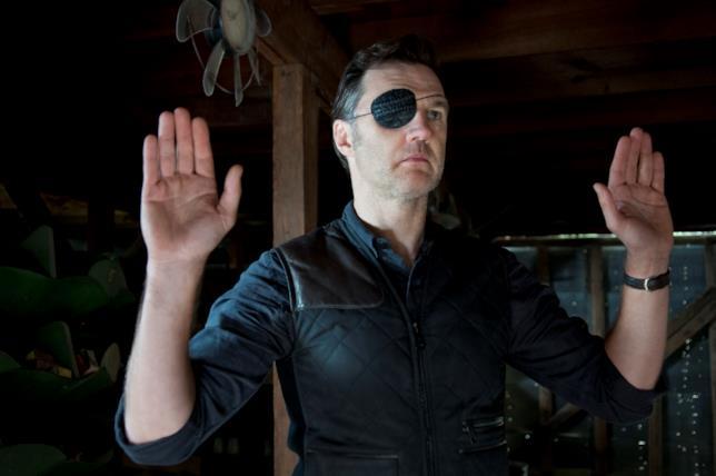 Il Governatore, uno degli antagonisti di The Walking Dead