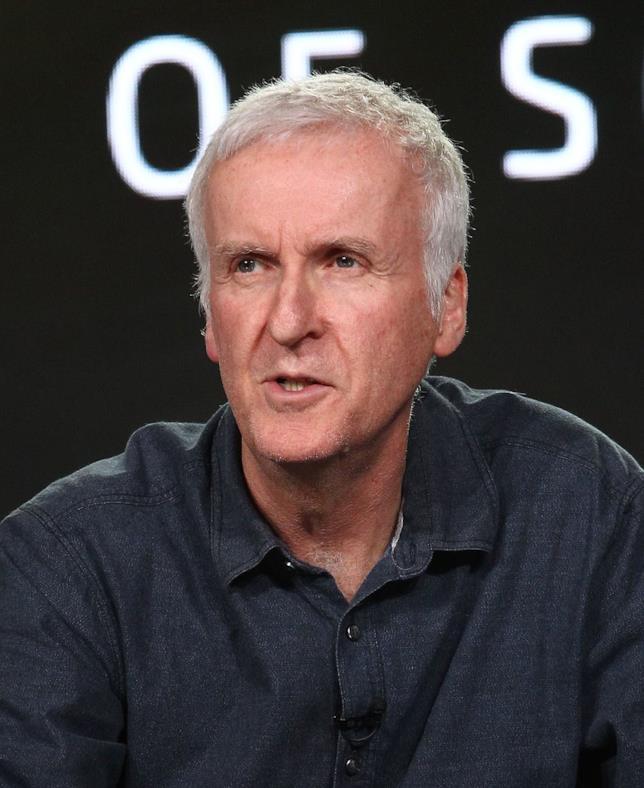 James Cameron a una conferenza ufficiale