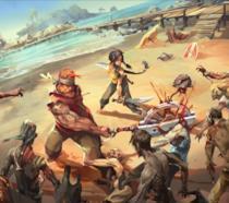 I sopravvissuti di Dead Island: Survivors