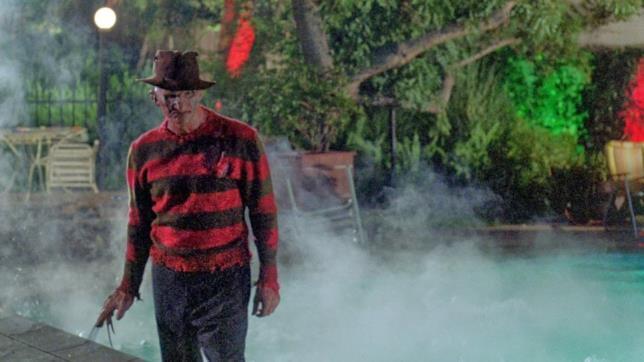 Robert Englund interpreta Freddy Krueger
