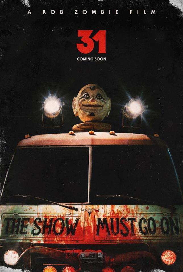 Poster ufficiale di 31