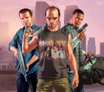 I tre protagonisti di GTA V pronti all'azione