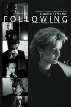 Un collage di scene realizzato per il poster del film
