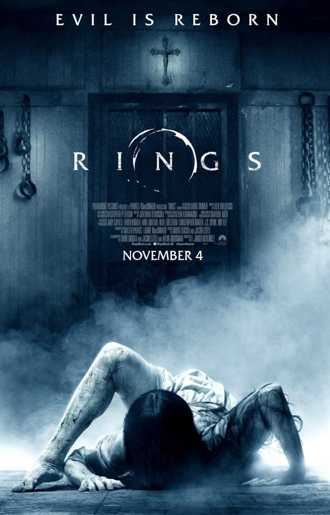 Poster ufficiale del sequel di The Ring