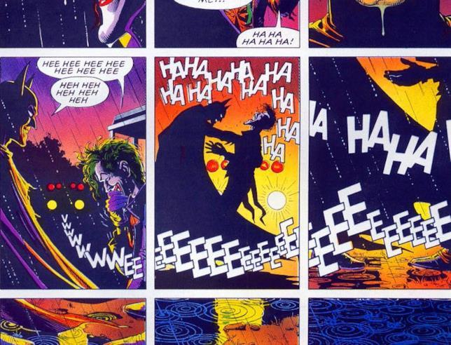 Il finale tanto discusso, tra Batman e Joker