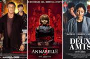 I poster di Escape Plan 3 - L'ultima sfida, Annabelle 3, Les Deux Amis