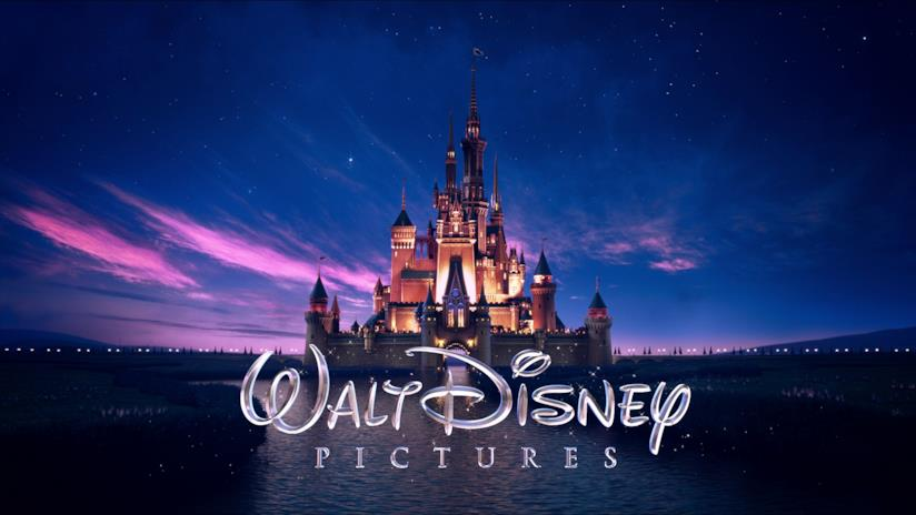 Il celebre logo di Walt Disney Pictures
