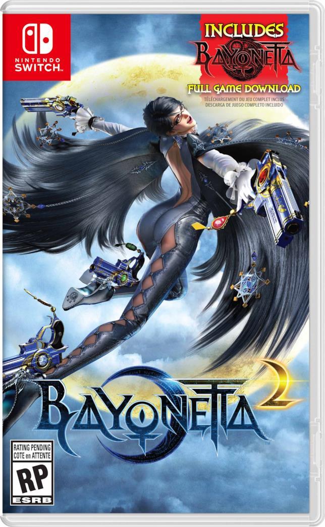 Bayonetta 2 in uscita il 16 febbraio 2018