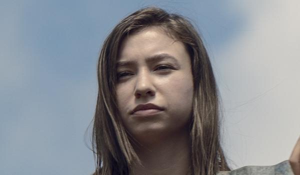 The Walking Dead: Enid